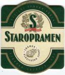 Praha - pivovar - Staropramen - pod logem jsou tři sudy
