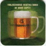 Praha - pivovar - Staropramen - Trojnásobná desítka roku se musí zapít!