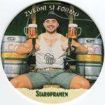 Praha - pivovar - Staropramen - Zvedni si formu