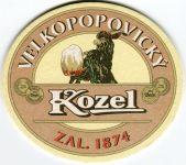 Velké Popovice - Velkopopovický kozel - Zal. 1874