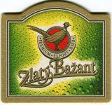 Zlatý Bažant - Premium export beer