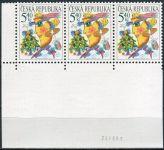 (2001) č. 312 ** - Česká republika - 3-bl - Vánoce - D.T.