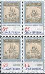 (2003) č. 347 ** - Česká republika - 4-bl - Tradice české známkové tvorby