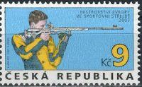(2003) č. 362 ** - Česká republika - ME ve střelbě