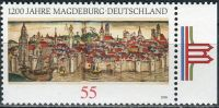 (2005) MiNr. 2487 ** - Německo - 1200 let Magdeburg