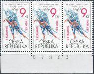 (2006) č. 460 ** - Česká republika - 3-bl - XX. ZOH Torino 2006 - Č.A.