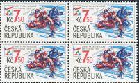 (2006) č. 461 ** - Česká republika - 4-bl - Zimní pralympiáda Torino 2006