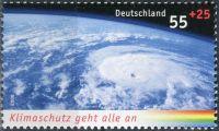 (2006) MiNr. 2508 ** - Německo - Ochrana životního prostředí: Ochrana klimatu je záležitostí všech