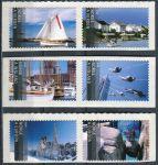 (2008) MiNr. 1649 - 1654 ** - Norsko - Cestovní ruch