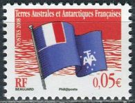 (2008) MiNr. 648 ** - Francouzská Antarktida - Vlajka