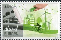 (2016) MiNr. 425 ** - Aland - Europa: Šetrnost vůči životnímu prostředí