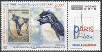 (2016) MiNr. 933 ** - Francouzská Antarktida - Známky francouzská antarktická území