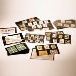 Volná karta - 158x113 mm, 4 řádky s přebalem - 10 ks v balení