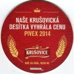 Krušovice - Královský pivovar - Pivex 2014