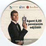 Plzeň - Pilsner Urquell - Agent 0,00 s povolením odjíždět