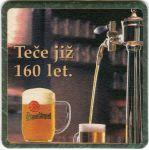 Plzeň - Pilsner Urquell - Teče již 160 let.