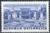 (1966) MiNr. 1215 ** - Rakousko - Mezinárodní veletrh, Wels