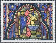 (1966) MiNr. 1559 ** - Francie - Umění
