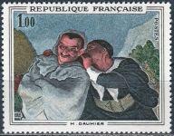 (1966) MiNr. 1567 ** - Francie - Umění