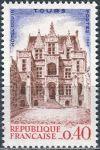 (1967) MiNr. 1582 ** - Francie - Cestovní ruch