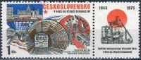 (1975) č. 2169 ** - ČSSR - KP - Úspěchy socialistické výstavby