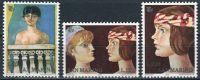 (1975) MiNr. 1099 - 1101 ** - San Marino - Mezinárodní rok žen