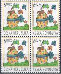 (2003) č. 351 ** - Česká republika - 4-bl - Velikonoce