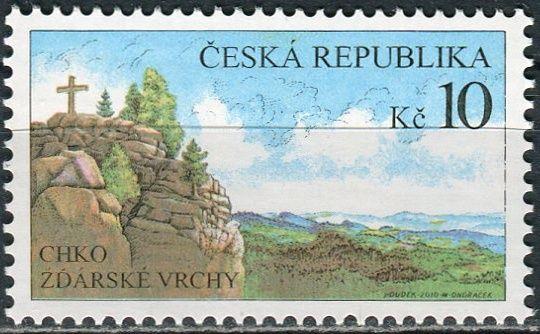 (2010) č. 639 ** - ČR - Žďárské vrchy CHKO
