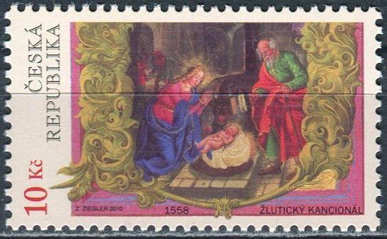 (2010) č. 664 ** - ČR - Vánoce