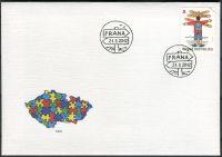 """(2012) FDC 715 - Regionální motiv """"A"""""""