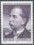 (1970) MiNr. 1320 ** - Rakousko - 60. výročí úmrtí Josefa Schöffela