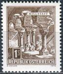 (1970) MiNr. 1324 ** - Rakousko - Budovy