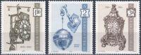 (1970) MiNr. 1328 - 1330 ** - Rakousko - Staré hodiny (I)