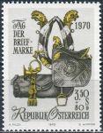 (1970) MiNr. 1350 ** - Rakousko - Den známky