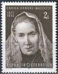 (1971) MiNr. 1353 ** - Rakousko - 100. narozeniny Enrica Handel-Mazzetti