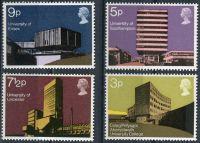 (1971) MiNr. 583 - 586 ** - Velká Británie - univerzity