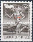 (1972) MiNr. 1392 ** - Rakousko - Rakouské štafety na Letních olympijských hrách v Mnichově