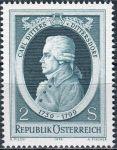(1974) MiNr. 1470 ** - Rakousko - 175. výročí úmrtí Carl Ditters von Dittersdorf