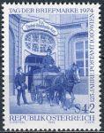 (1974) MiNr. 1471 ** - Rakousko - Den známky