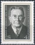 (1974) MiNr. 1473 ** - Rakousko - 100. narozeniny Franze Schmidta