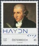 (2009) MiNr. 2799 ** - Rakousko - Joseph Haydn