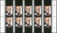 (2009) MiNr. 2803 ** - Rakousko - PL - Rakušané v Hollywoodu: Fred Zinnemann