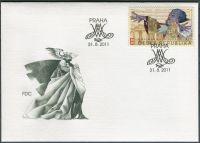 (2011) FDC 695 - W. A. Mozart