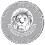 Stříbrná mince 20g, 999/1000