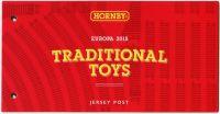 (2015) MiNr. 1899 - 1904 ** - Jersey - Dárkové album - Vláčky; Europa: Historické hračky