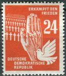 (1950) MiNr. 279 ** - DDR - mír