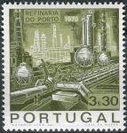 (1970) MiNr. 1097 ** - Portugalsko - Otevření rafinérie v Portu