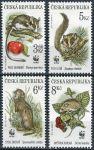 (1996) č. 110-113 ** - ČR - Ochrana přírody (série)