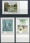 (1997) č. 162-164 **- 7-16 Kč - Česká republika - Umění (série) - K