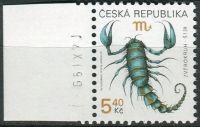 (1999) č. 241 ** - Česká republika - Znamení zvěrokruhu Štír